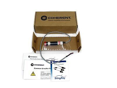 NEW Coherent StingRay 1285047 Rev AE STR-785-75-CW-FL-L01-45-S-XX Laser Module
