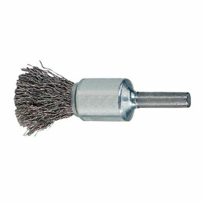 "Weiler 10005 Crimped Wire End Brush-Diameter: 3/4"" (Pack of 2)"