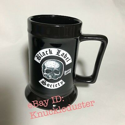 ee6fd901e7809 She Her Skully Mug Black Label Society Colors Zakk Wylde 2018 - NOT Death  Wish