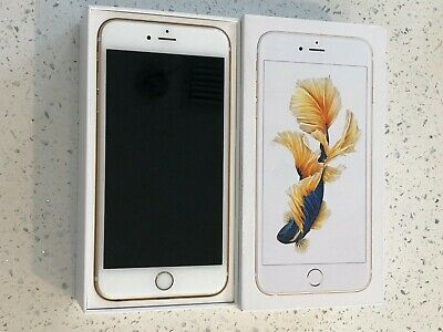 Apple iPhone 6s Plus 16GB Factory GSM Unlocked AT&T Verizon Sprint- Gold