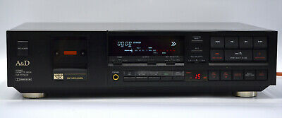 AKAI A&D GX-R75CX Auto Revers Stereo Cassette Deck Made in Japan