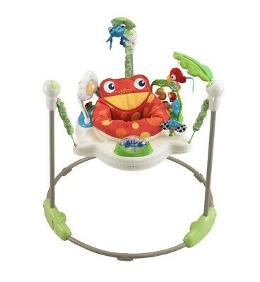 Used Fisher Price Rainforest Jumperoo