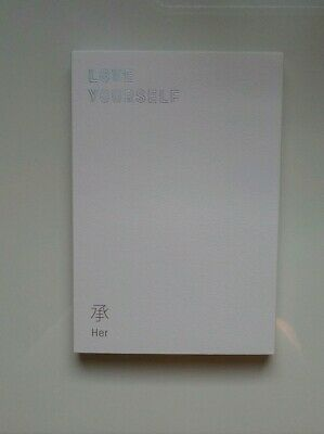 BTS Love Yourself Her O Version [Pre-owned, No Photocard]