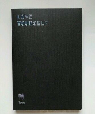 BTS Love Yourself Tear U Ver. [Pre-owned, No Photocard]