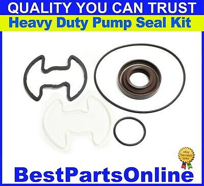 Heavy Duty Steering Pump Seal Kit for ZF Replacement for Pump 7685 633 001
