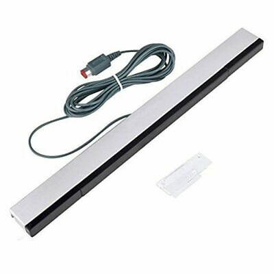 Remote IR Infrared Wired Inductor Sensor Bar Receiver Motion Game Move NEW