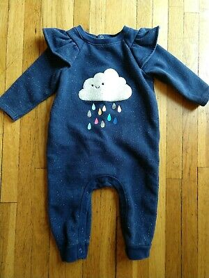 005bc4a1c CAT AND JACK Baby Girl 18 Month One Piece Pinafore style - $6.00 ...