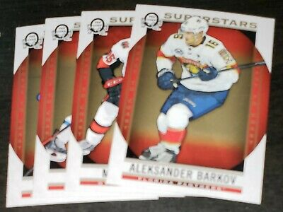 2018-19 UD OPC Coast to Coast Canadian Tire Superstars lot of 4 cards