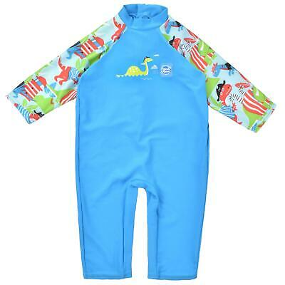 Splash About Baby UV All in One Sunsuit | Dino Pirates