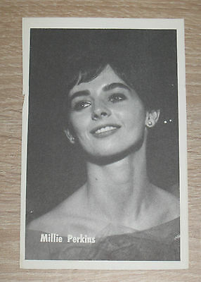 "CP - Carte Postale - Postcard - Postkaart ""Millie PERKINS"" Lotto-Photo"