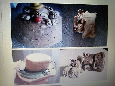 Handcrafted Australian-Made Pottery (Various Designs)