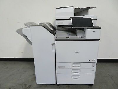 Ricoh MPC3004 C3004 Couleur Imprimante Photocopieuse Scanner - Only 22k Copies