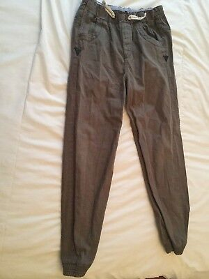 10yrs BOYS, TED BAKER BROWN CHINO TROUSERS