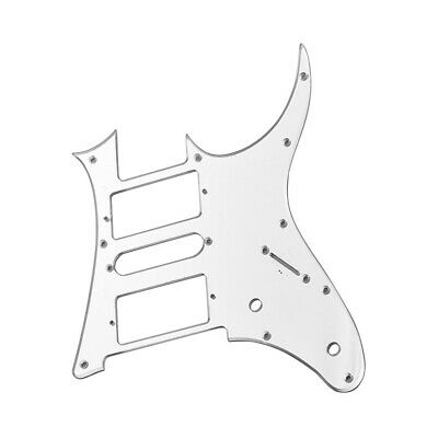 Yellow Mirror Pickguard Fits Ibanez Tm Rg350 Mdx Pickguard Hxx