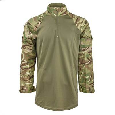 Genuine British Military MTP Camo UBACS shirt Size Large/Wide,new non-issued