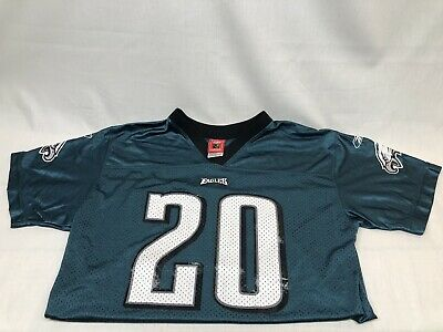 07e92690c Authentic Reebok Nfl Philadelphia Eagles Brian Dawkins Jersey Size Youth  Xl18-20