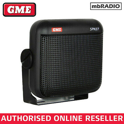 GME Water Resistant Extension Speaker FOR HF, VHF, UHF, MARINE *BRAND NEW*