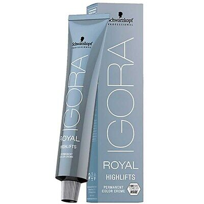 SCHWARZKOPF Igora Royal HIGHLIFTS  Haarfarbe 10-0 Ultrablond - 60ml