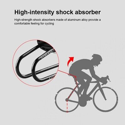 Spring Steel Bike Shock Absorber Mountain Bicycle Saddle Suspension Device