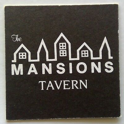 The Mansions Tavern The Grenfell Tunnel Coaster (B337)