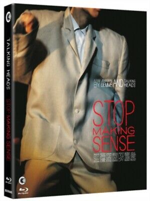 Talking Heads Stop Making Sense BLU-RAY All Regions NEW