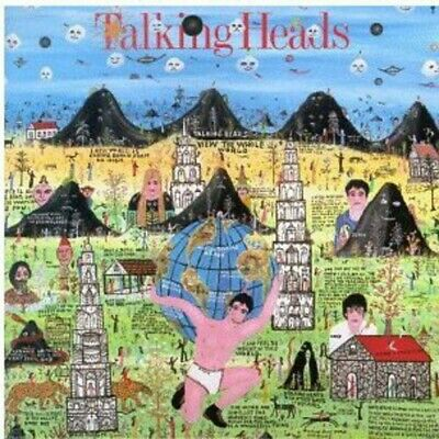 Talking Heads Little Creatures 3 Extra Tracks Remastered CD NEW