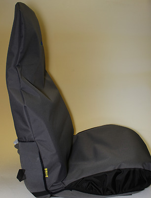 Heavy Duty Excavator Seat Cover to fit  Case, Embroided With  Logo Waterproof