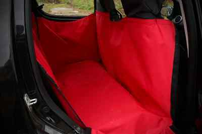 Car Rear Seat Hammock With Side Door Protection