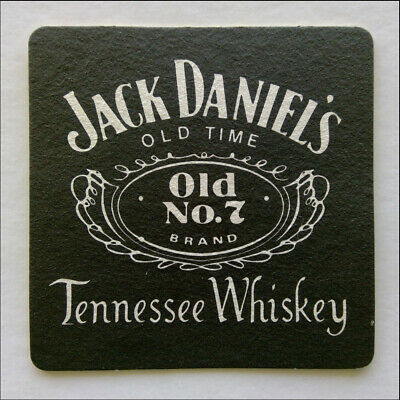 Jack Daniel's Old Time No. 7 Brand Tennessee Whiskey Coaster (B351)