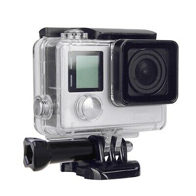 Housing Underwater Case For GoPro Hero 3 4 Waterproof Cover Diving Protective