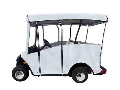 """Doorworks Golf Buggy Cart Enclosure Cover, Universal - Long Roof up to 80"""""""