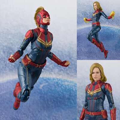 S.H.Figuarts Captain Marvel (Carol Danvers) from Captain Marvel