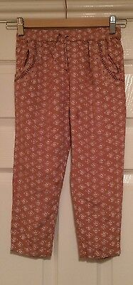 Next Girls Trousers, Age 6