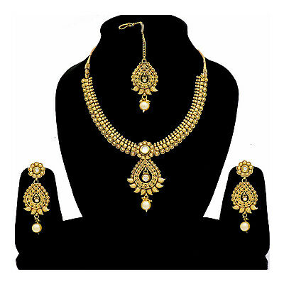 Jewelry & Watches Hospitable Traditional Designer Goldtone Cz Stone Jhumka Earring Women Party Jewellery