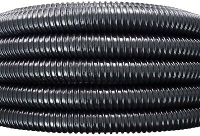 """50mm (2"""") flexible smooth bore suction pipe/ducting for air,sawdust,dust,water"""
