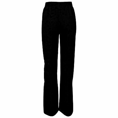 Girls School Trousers All Sizes Grey Black Girls Pull Up School Trousers