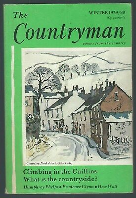 The Countryman Magazine Winter 1979/80 Issue Illustrated Good Condition