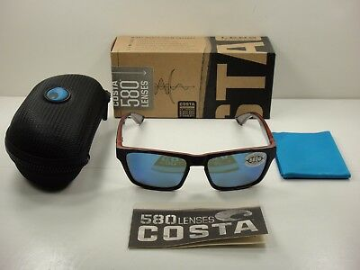 85ee52164d Costa Del Mar Hinano Polarized Hno104 Obmglp Sunglasses Navy blue 580G Glass