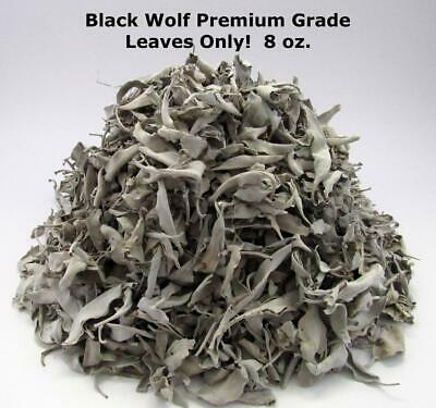 Wholesale Bulk White Sage Leaves Only. (Premium Grade) 8 oz. Smudging Ceremonies
