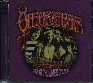 Live At The Summer Of Love von Quicksilver Messenger Service (2011), OVP, 2 CD