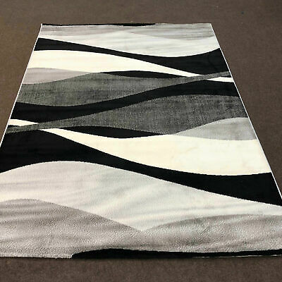 New Modern Clearance Sale Black Grey Small Extra Large Runner Cheap Rugs Carpet