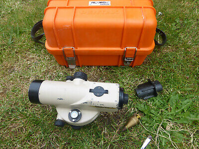 Pentax Al-M5C 25X Magnification Automatic Building Site Surveying Level
