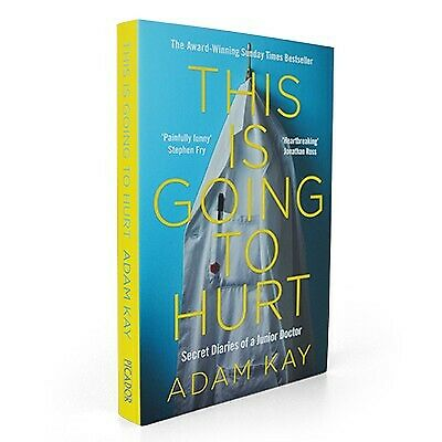 ⚡️ This is Going to Hurt: Secret Diaries of a Junior Doctor [DIGITAL BOOK] ⚡️