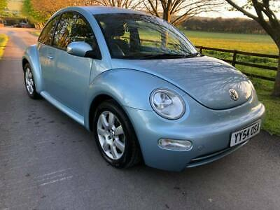 2004 Volkswagen Beetle Super Low 37000 Miles Full Vw Service History 1 Owner