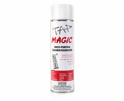 Tap Magic® Cleaner/Degreaser, 19 oz aerosol
