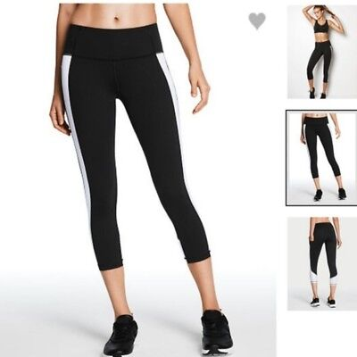 b129a092104eb VICTORIAS SECRET LEGGINGS Small Victoria Sport Knockout Tight Gray ...