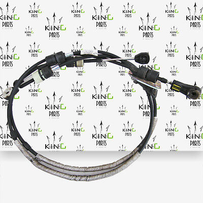Gear Change Cable FKG1205 First Line 349359806R 95523980 Top Quality Replacement