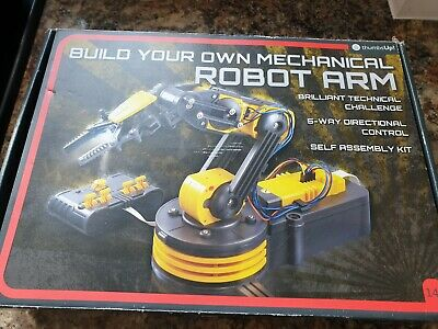 Thumbs Up UK Build Your Own Mechanical Robot Arm Spares