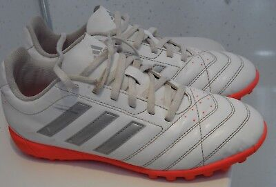 31082fad03c7 Adidas Goletto V Tf Football Trainers Uk 5.5 Eur 38.5 White Astroturf Soccer