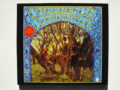 CD - CREEDENCE CLEARWATER REVIVAL - Same  24 BIT Remastered / ZYX Music